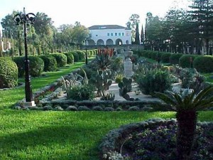 La última morada de Bahá'u'lláh en Bahji